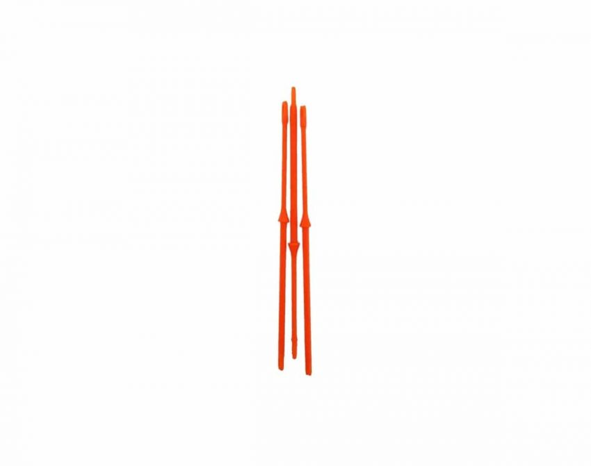 Orange Stickers til Bombarda - 3pk | Arctic-Fritid.no