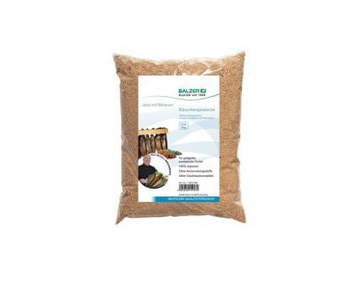 Balzer Premium Røykespon Bøk m/Urter | Arctic-Fritid.no