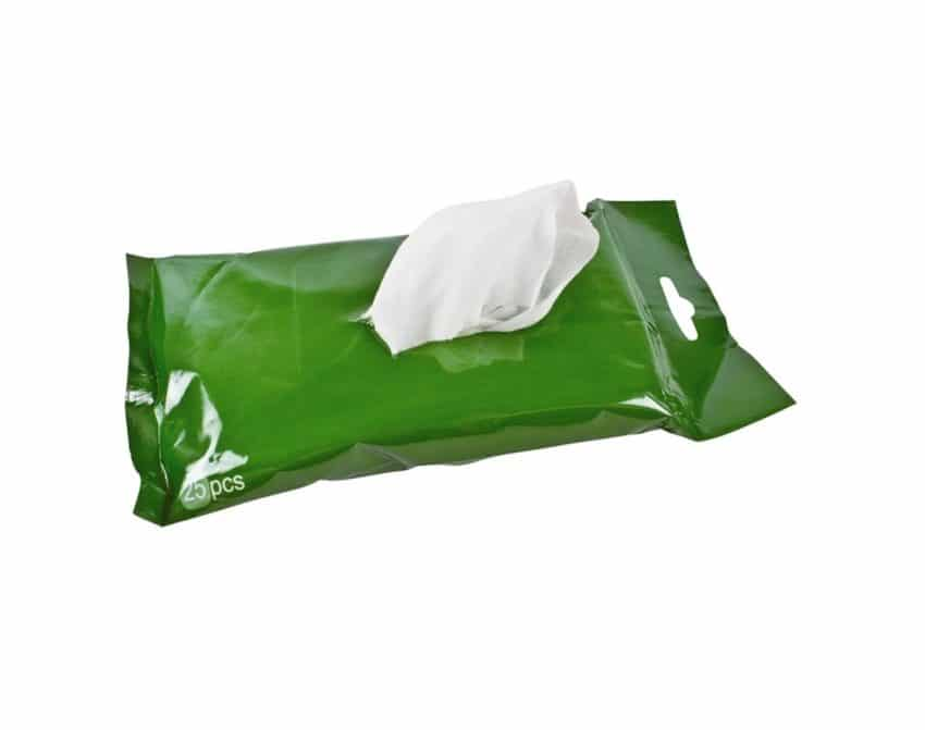 BCB Cleansing Wipes 25pk | Arctic-Fritid.no
