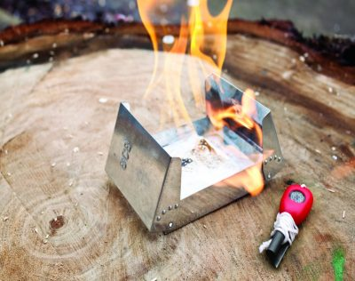 BCB FireDragon Brenselstativ | Arctic-Fritid.no