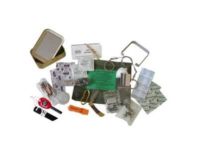 BCB Military Survival Kit | Arctic-Fritid.no