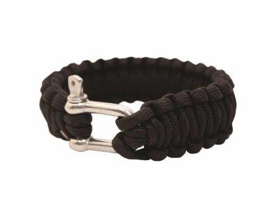 BCB Paracord Bracelets (metallspenne) | Arctic-Fritid.no