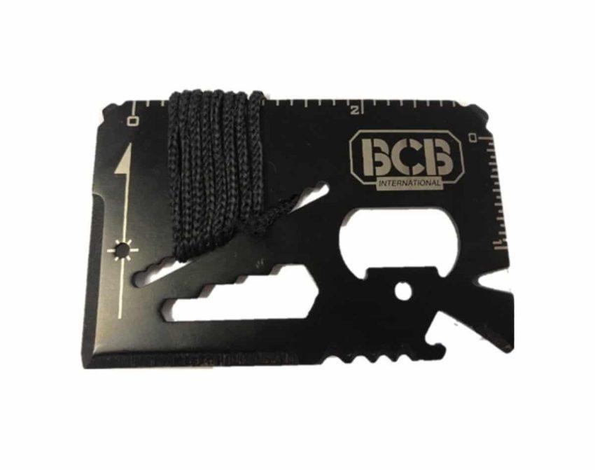 BCB Pocket Survival Tool | Arctic-Fritid.no