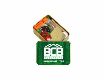 BCB Survival Tin | Arctic-Fritid.no