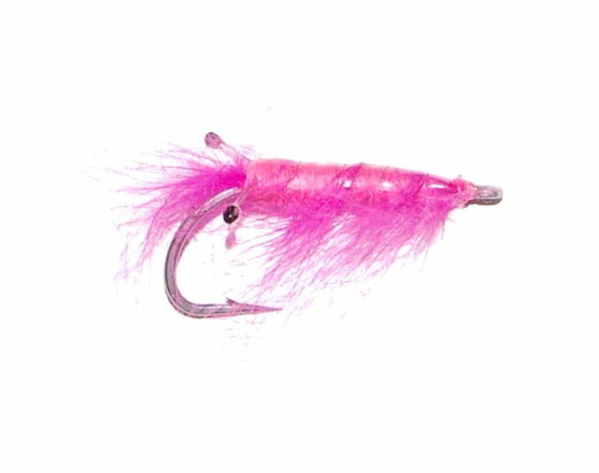 CDC Shrimp Hot Pink Saltvannskrok | Arctic-Fritid.no