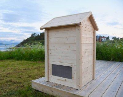 Hobbyrøykeriet Normann | Arctic-Fritid.no