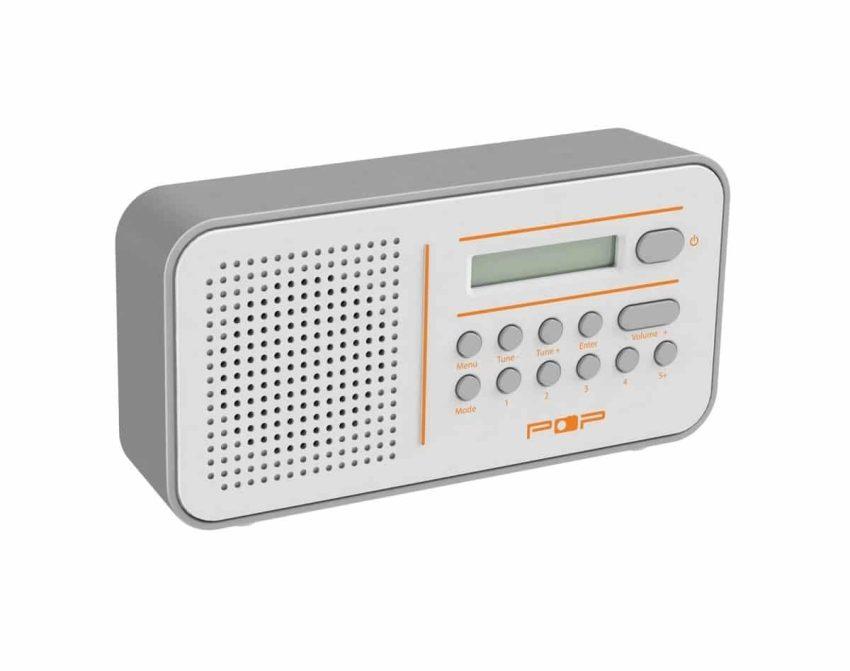 POPintro2 DAB+ Radio | Arctic-Fritid.no