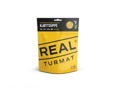 REAL Turmat Kjøttsuppe | Arctic-Fritid.no