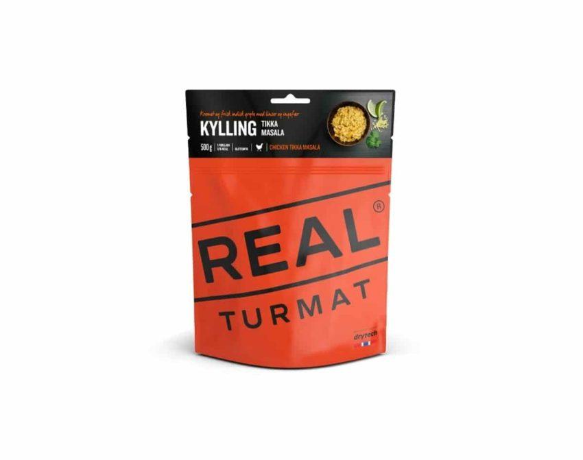 REAL Turmat Kylling tikka masala | Arctic-Fritid.no