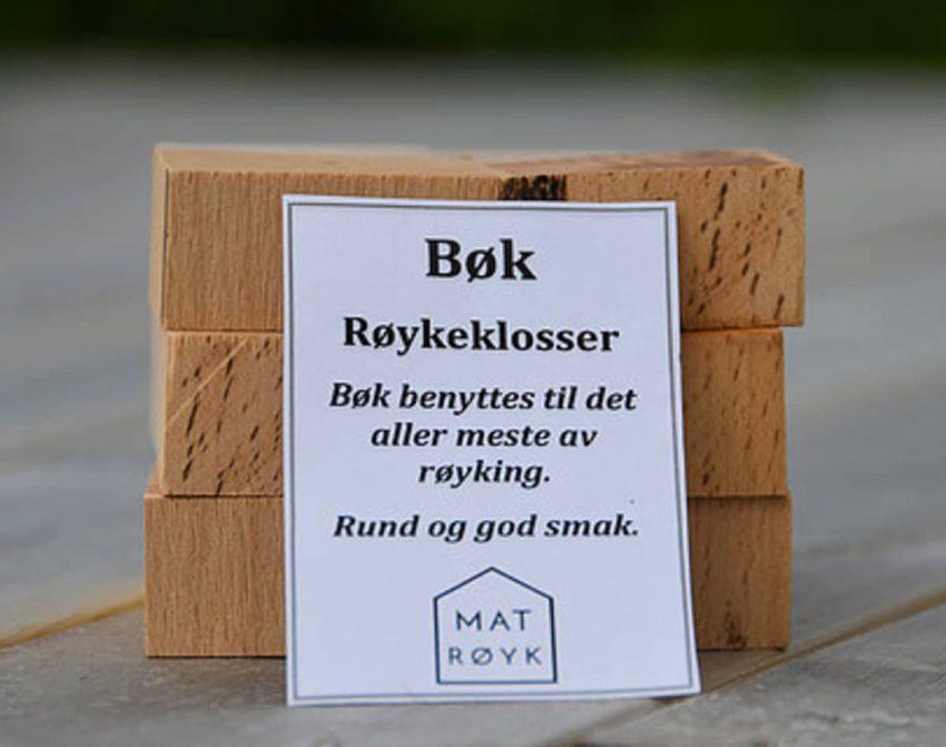 Røykeklosser fra Matrøyk - Bøk | Arctic-Fritid.no