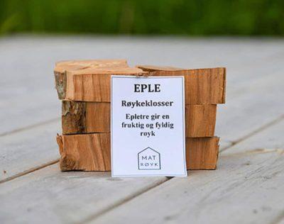 Røykeklosser fra Matrøyk - Eple | Arctic-Fritid.no