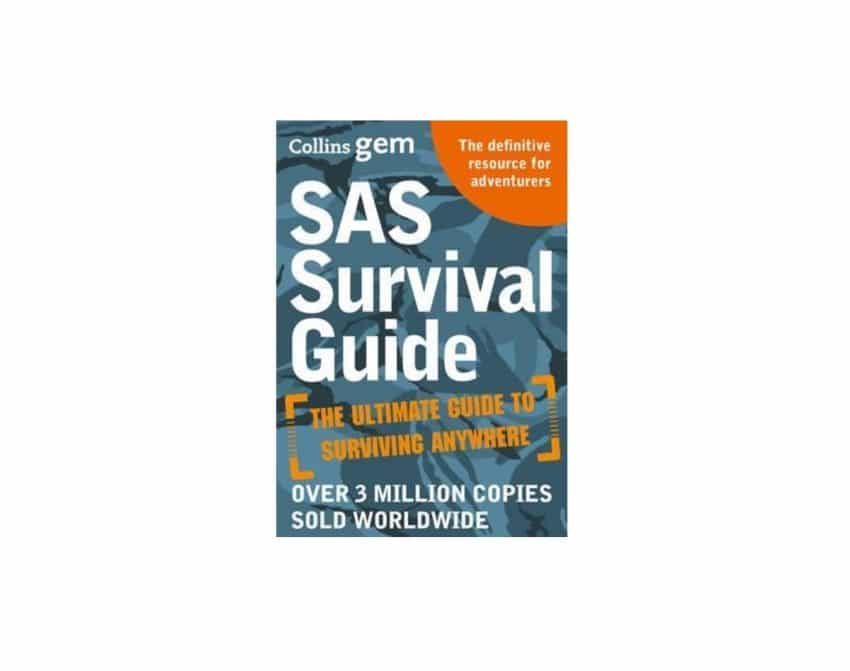 SAS Survival Guide | Arctic-Fritid.no