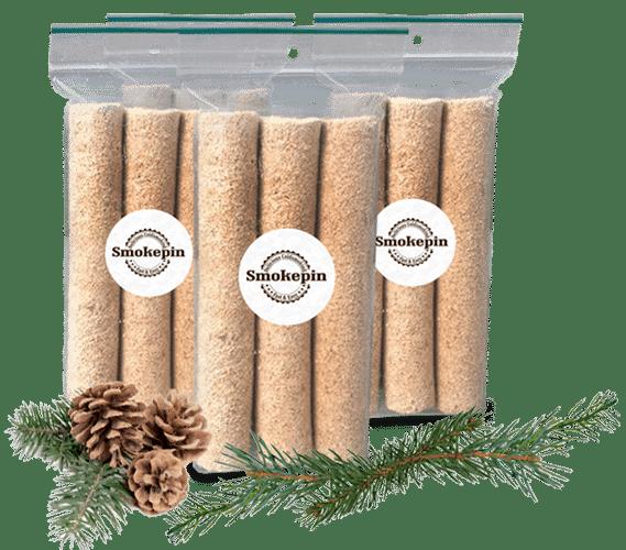 Smokepin™ (Henriksens Røgringe) | Arctic-Fritid.no