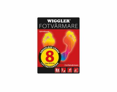 Wiggler Fotvarmere - 8 timer | Arctic-Fritid.no