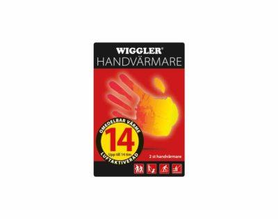 Wiggler Håndvarmere - 14 timer | Arctic-Fritid.no