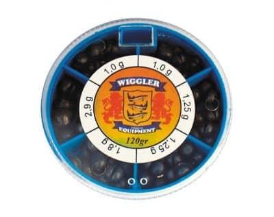 Wiggler Splitthagl 70-120gr   Arctic-Fritid.no