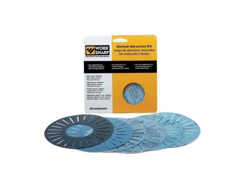 Work Sharp WS3000 Slipepapir Assortert | Arctic-Fritid.no