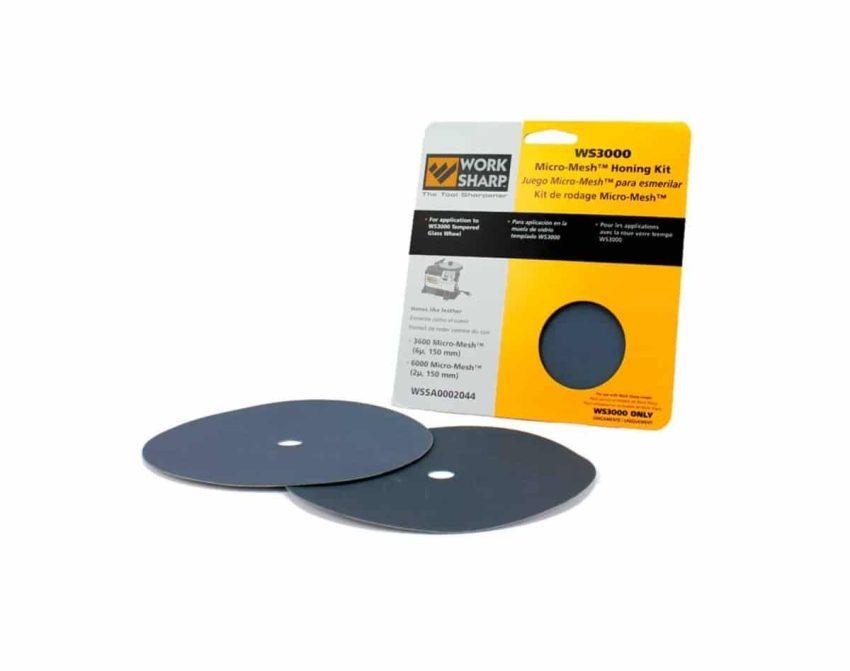 Work Sharp WS3000 Slipepapir (honing) | Arctic-Fritid.no