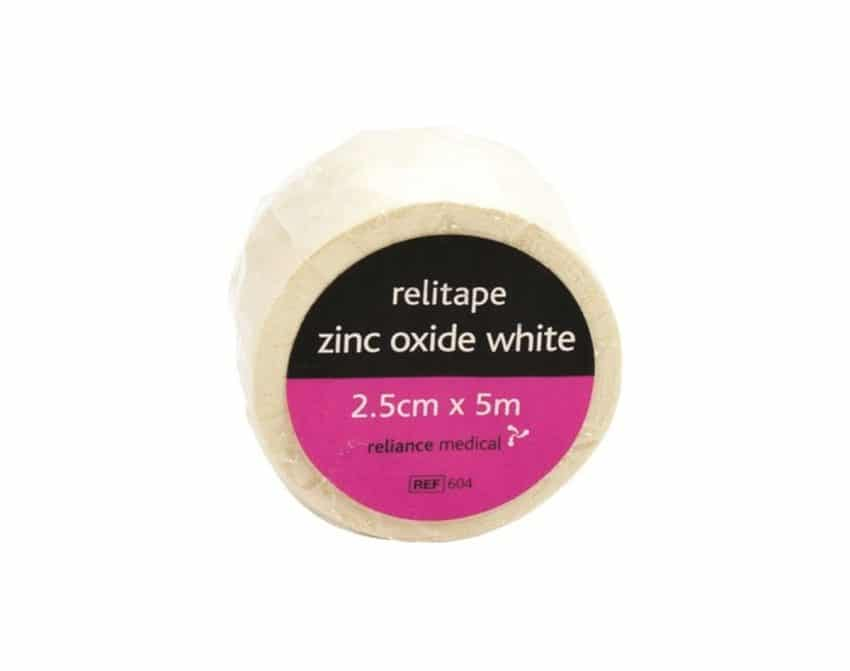 Zink Tape (sinkoksid) | Arctic-Fritid.no
