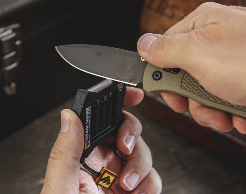 Work Sharp MCR Micro Knivsliper | Arctic-Fritid.no