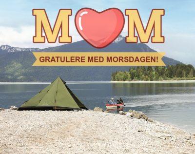 Gratulerer med morsdagen | Arctic-Fritid.no