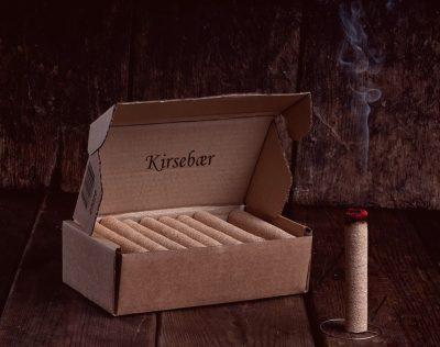Smokepin av Kirsebær - 12pk | Arctic-Fritid.no