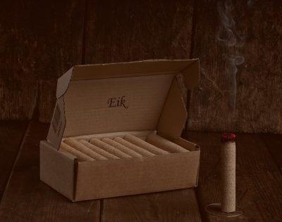 Smokepins av Eik - 12pk | Arctic-Fritid.no
