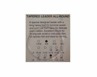 AF Trout Leader 9ft | Arctic-Fritid.no