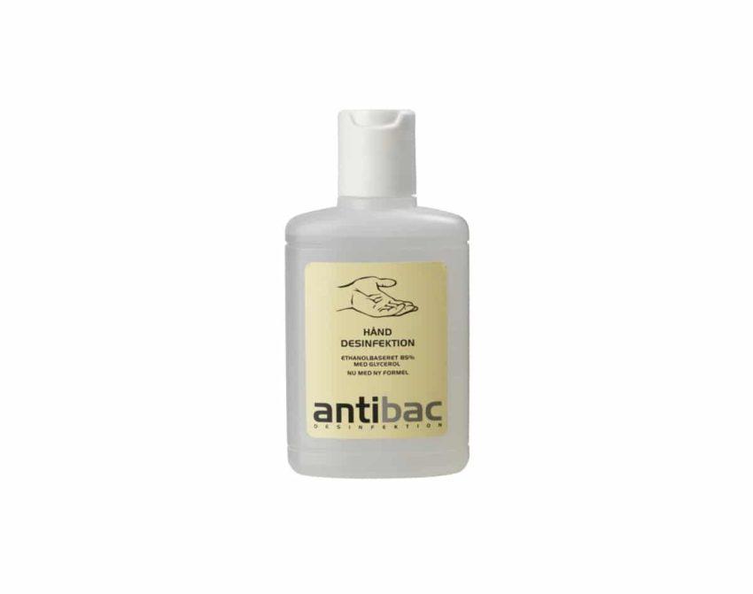 Antibac 85% Hånddesinfeksjon Gel - 150ml | Arctic-Fritid.no