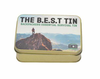 BCB Backpacker Survival Tin | Arctic-Fritid.no