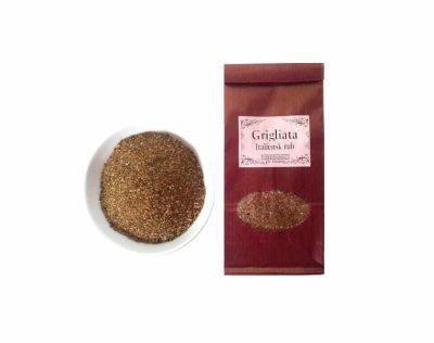 Grigliata - Italiensk Grillkrydder | Arctic-Fritid.no